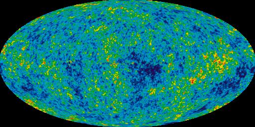 NASA image of big bang