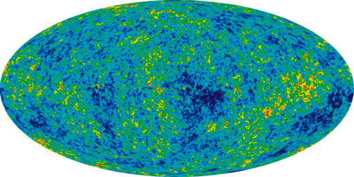 NASA image of big bang
