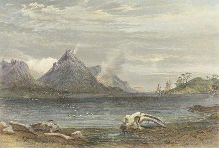 Wineglass bay 1875