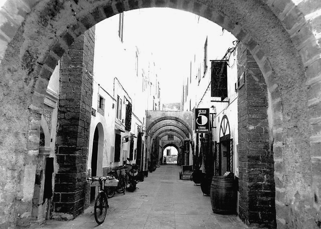 Essaouira street