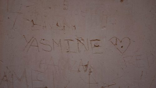 Yasmine's heart
