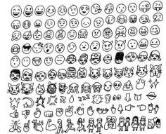 emoji-handrawn