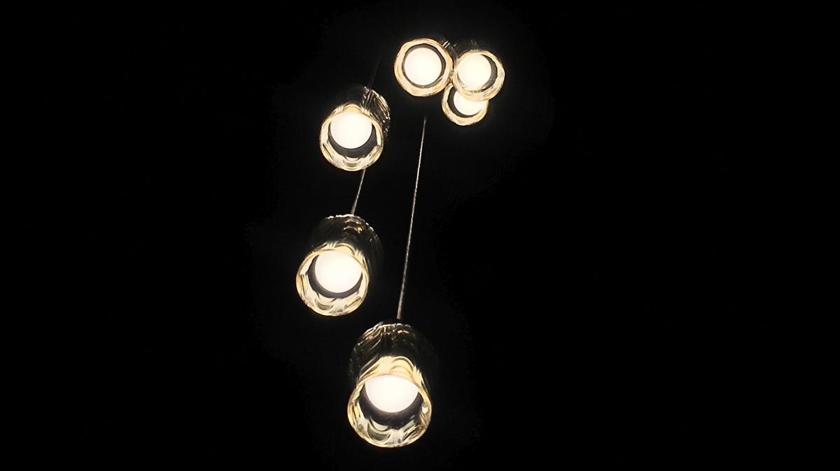 Lamps, gala cinema, Warrawong NSW