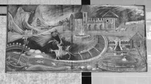 pk-hotel - chalk drawing-2