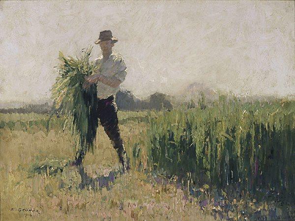 Elioth_Gruner_-_Summer_Morning,_1916