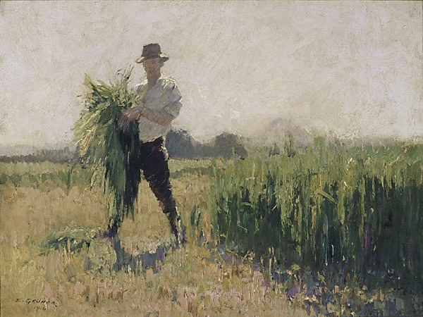 Elioth_Gruner_-_Summer_Morning,_1916